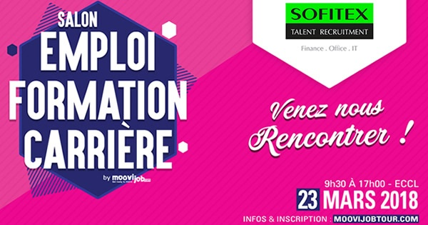 SOFITEX au Salon Moovijob