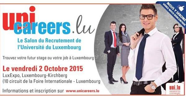 SOFITEX sur le Salon du recrutement à Luxembourg